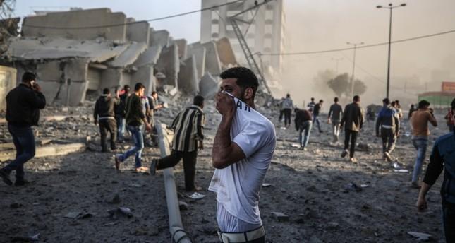 مرصد حقوقي يكشف عن ارتكاب إسرائيل عمليات قتل جماعي بحق العائلات في غزة