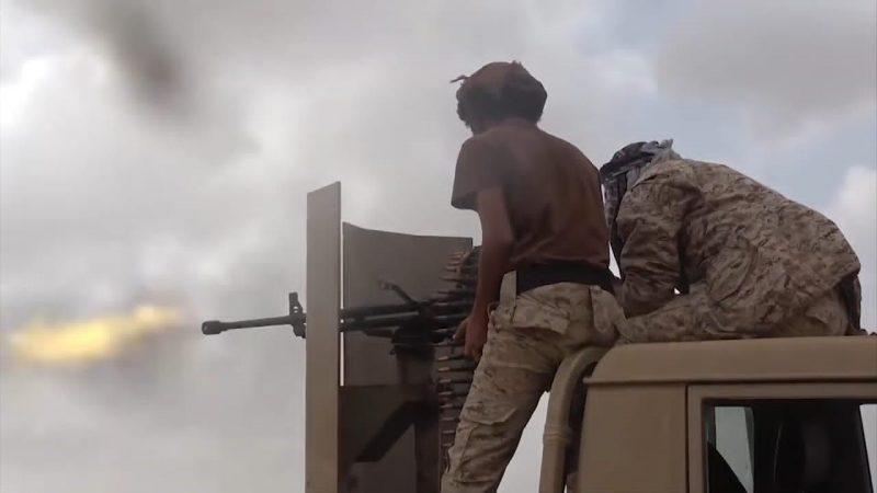 قوات الجيش تصد هجوما لمليشيا الحوثي في مأرب ومصرع 13 حوثيا