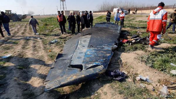 محكمة كندية: إيران ارتكبت عملا إرهابيا بإسقاطها طائرة أوكرانية