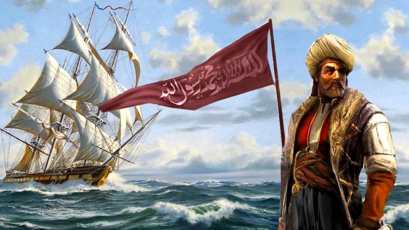 """مسلسل تركي جديد.. أمير بحارة العثمانيين """"بربروس"""" قريبا على شاشة قناة TRT1"""