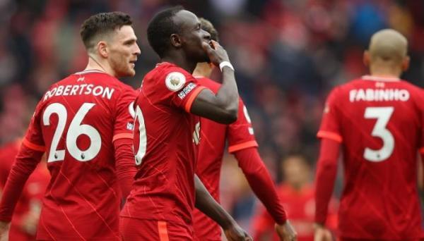 الدوري الإنجليزي يختتم موسمه وليفربول يحصد المركز الثالث في جدول الترتيب