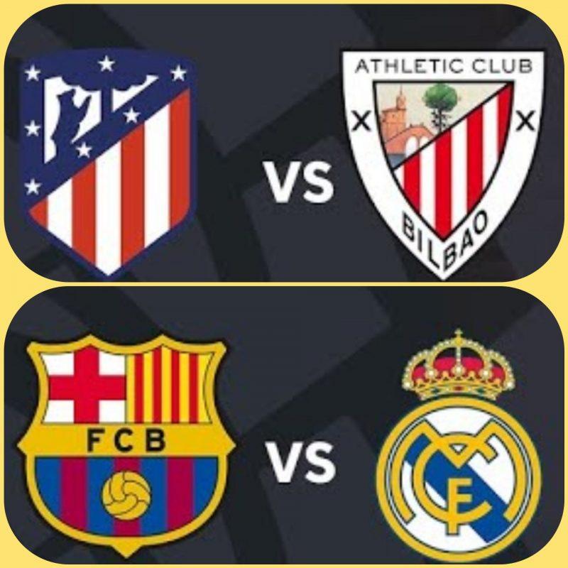مباريات كأس السوبر الاسباني