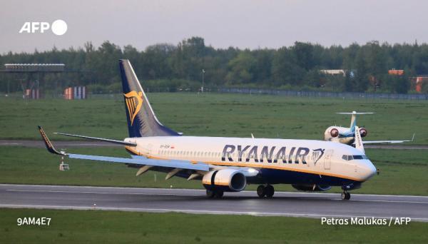 بريطانيا تدعو لمحاسبة الرئيس البيلاروسي على حادثة تحويل مسار طائرة ركاب
