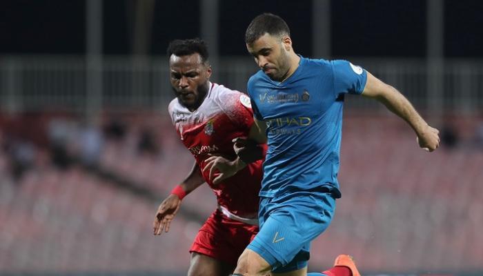 النصر يخسر المقعد الأسيوي بعد تعادله مع الوحدة في الدوري السعودي