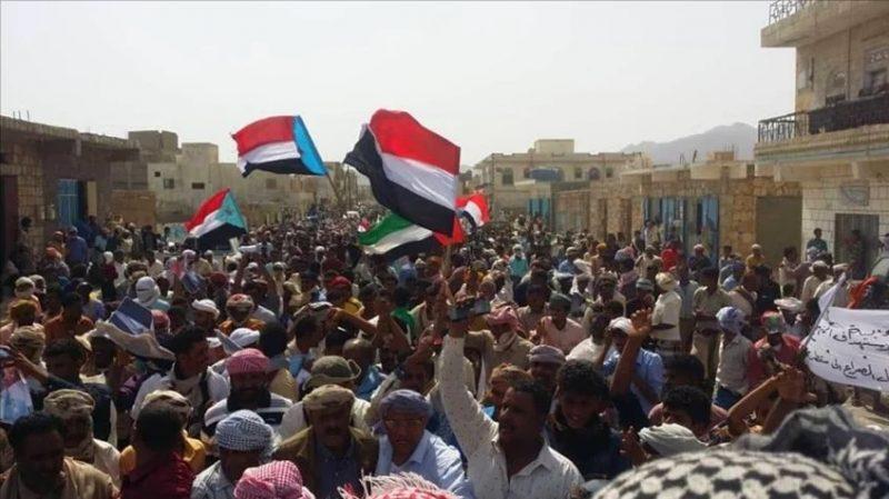 لجنة الاعتصام السلمي بمحافظة سقطرى تجدد مطالبها بعودة السلطة المحلية الشرعية