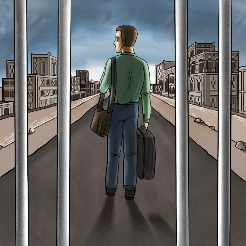 منظمة دولية تتوعد بفضح جرائم مليشيا الحوثي التي ارتكبتها بحق معتقلين ومخفيين قسرا