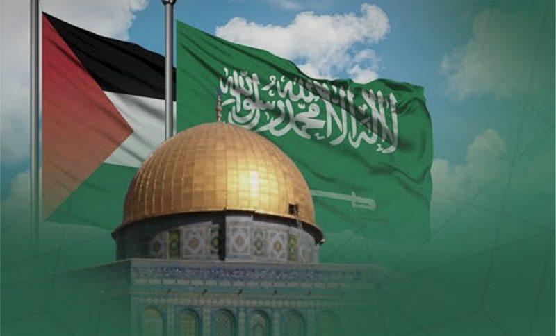 """مندوب السعودية في الأمم المتحدة """"عبدالعزيز الواصل"""": القضية الفلسطينية هي الفضية الأولى للمملكة"""