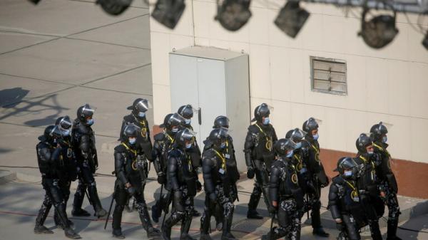 الأمن المصري يكشف عن قضية تخابر بمشاركة سوريين ومصريين لتنفيذ عمليات خطيرة
