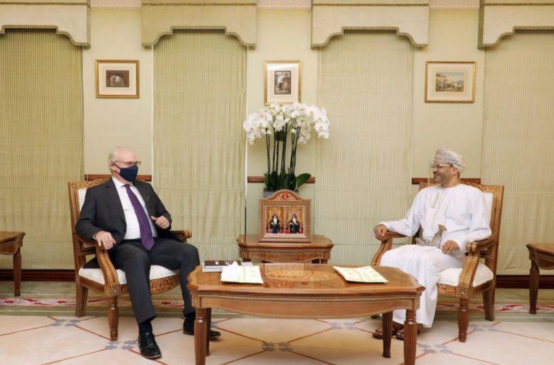 الولايات المتحدة تناقش مع سلطنة عمان الحاجة الملحة لحل النزاع في اليمن