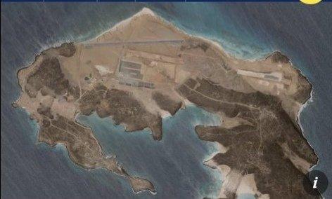 الغارديان: لهذا السبب تسعى الإمارات بكل قوتها للاستحواذ على جزيرة ميون اليمنية
