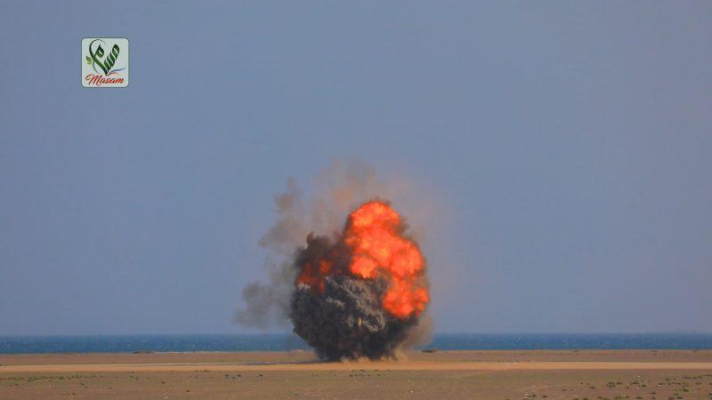 مسام ينفذ عملية إتلاف وتفجير لأكثر من 1700 لغم وعبوة ناسفة في الساحل الغربي