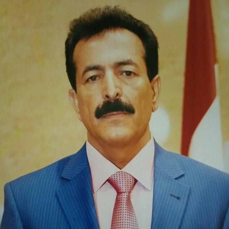 اللواء / حسين العجي العواضي