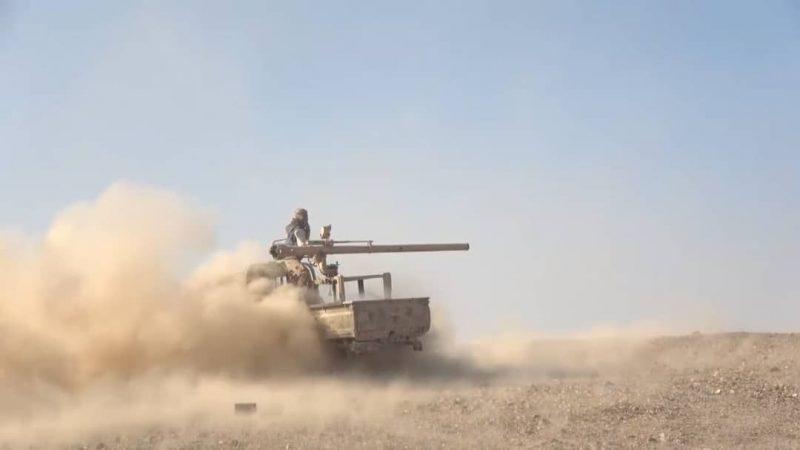 قوات الجيش تنفذ كمينا محكما في الجوف وتكبد مليشيا الحوثي خسائر فادحة