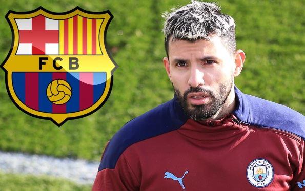 حقيقة إنضمام الأرجنتيني سيرجيو أجويرو لفريق برشلونة