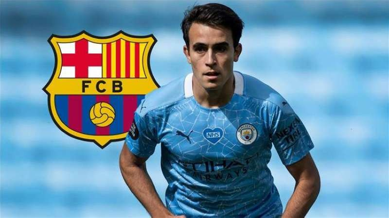 برشلونة يعلن ضم اللاعب إریك غارثیا إلى صفوفه