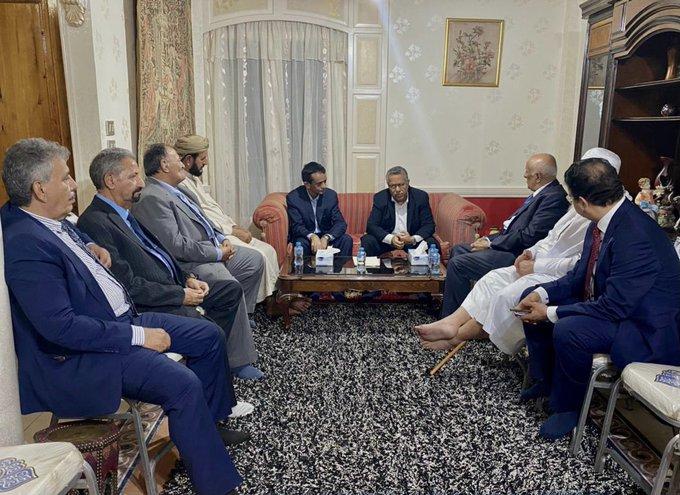 """الحفاظ على النظام الجمهوري ووحدة اليمن والشرعية"""".. أعضاء مجلس الشورى يتمسكون بثلاثة ثوابت رئيسية"""