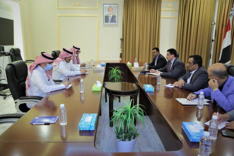 لقاء يمني سعودي لمناقشة ما تم تنفيذه من اتفاق الرياض