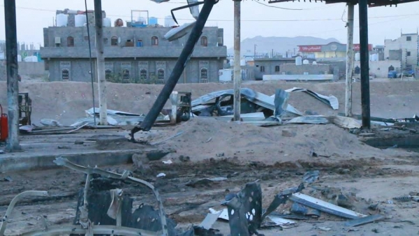 منظمات ومراصد حقوقية دولية ومحلية تندد بجريمة استهداف حي سكني في مأرب من قبل الحوثيين