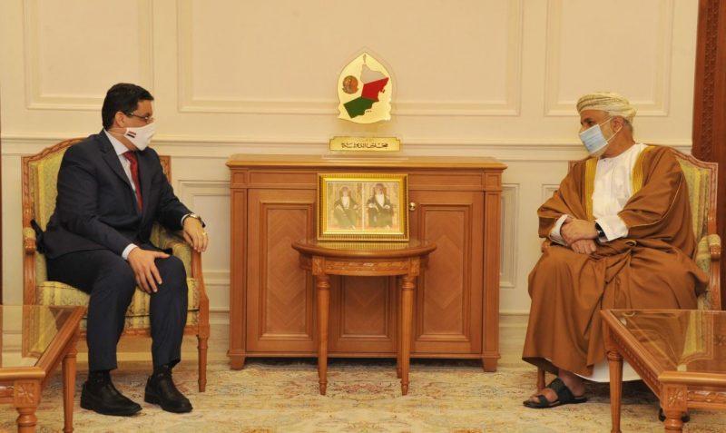 الحكومة تناقش مع رئيس مجلس الدولة العماني جهود إحلال السلام ومستجدات الأوضاع