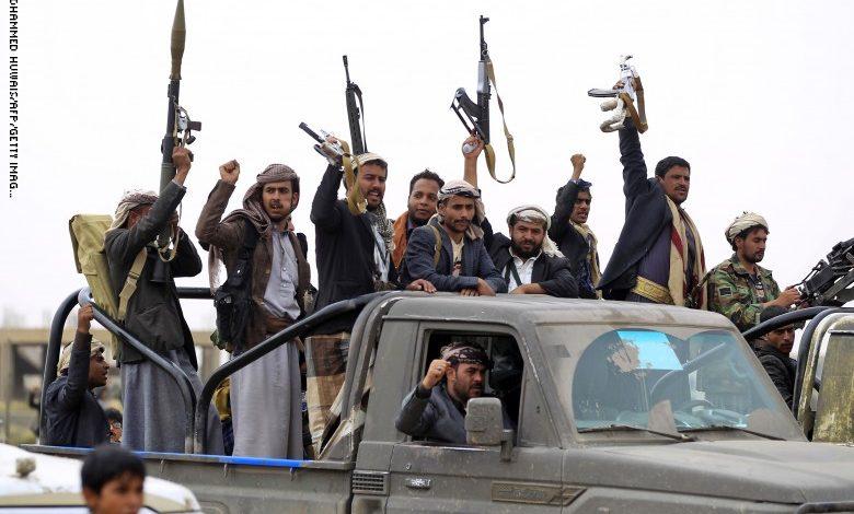 مليشيا الحوثي تنفذ حكم إعدام غدا السبت بحق مدنيين بتهمة اغتيالهم للصماد