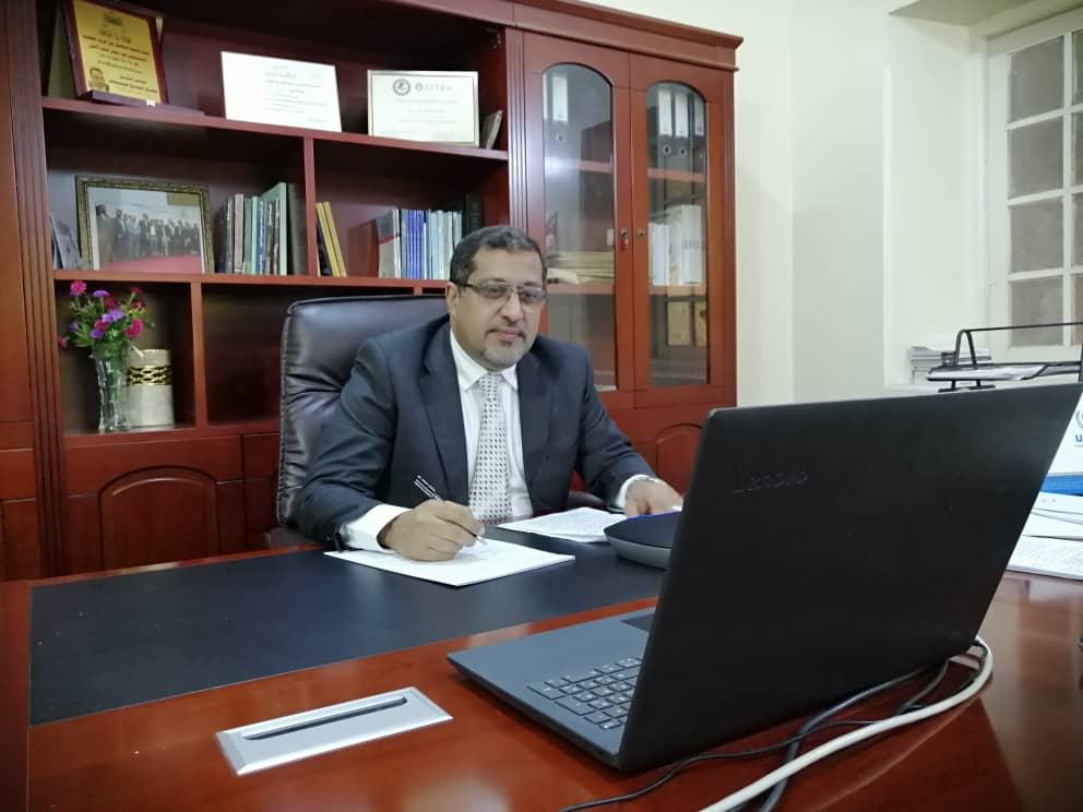 اليمن نائبا لرئيس المكتب التنفيذي لمجلس وزراء العدل العرب