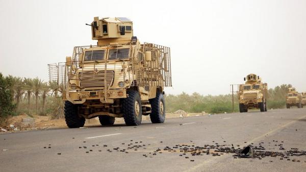 إحباط محاولة تسلل لمليشيا الحوثي جنوب الحديدة