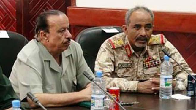 الحوثيون يعلنون استعدادهم لصفقة تبادل أسرى واسعة تشمل اللواء محمود الصبيحي وشقيق الرئيس هادي