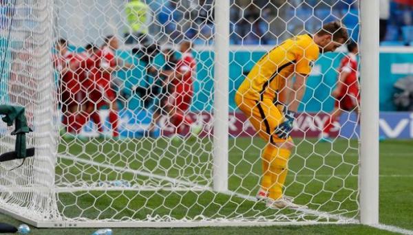 روسيا تسقط فنلندا وتحقق فوزها الأول في بطولة يورو 2020