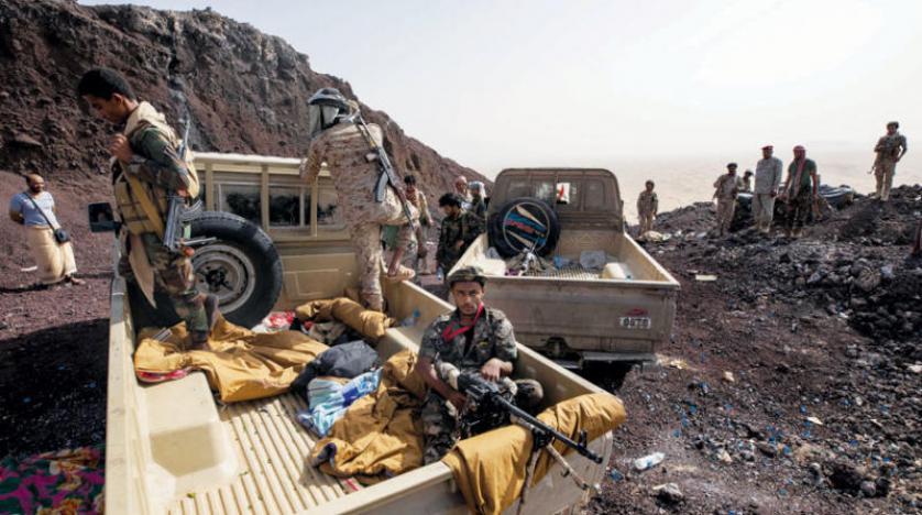 تحالف دعم الشرعية يعلن عن عدد هجمات مليشيا الحوثي ضد السعودية