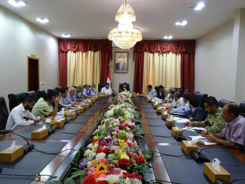مناقشة استعدادات بدء عملية إجلاء المواطنين اليمنيين العالقين في الهند