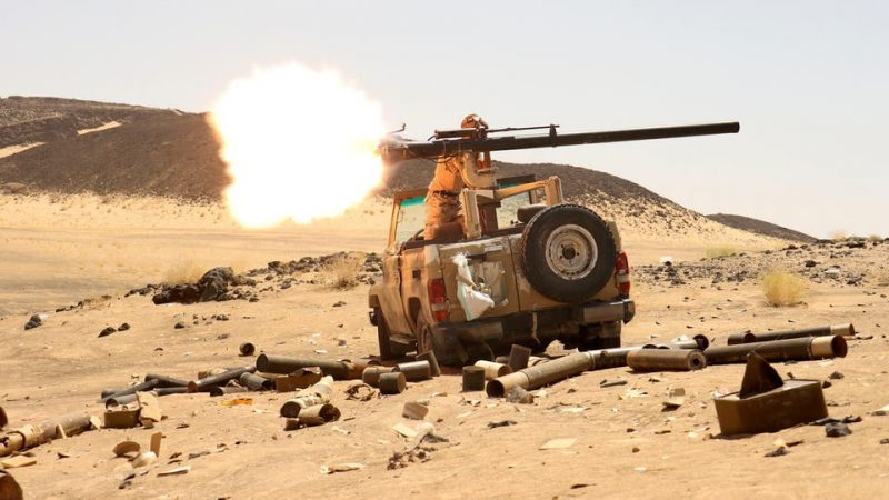 كمين محكم لأبطال الجيش يكبّد المليشيا خسائر بشرية كبيرة جنوب مارب