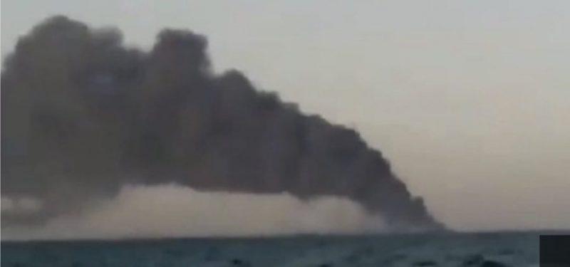 عاجل.. تقارير عن تعرض سفينة إسرائيلية لهجوم في بحر العرب