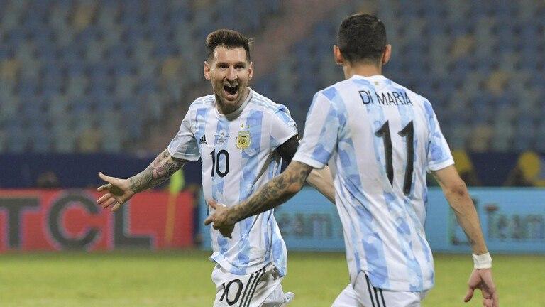 الأرجنتين إلى نصف نهائي كوبا أمريكا لمواجهة كولومبيا