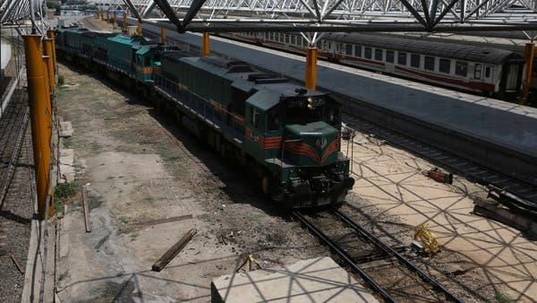 خدمات القطارات في إيران تتعطل بسبب هجمات إلكترونية