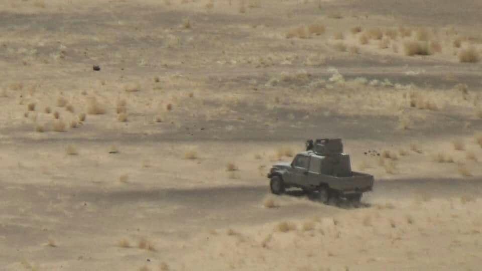 قوات الجيش تحبط محاولة تسلل لمليشيا الحوثي في الجوف