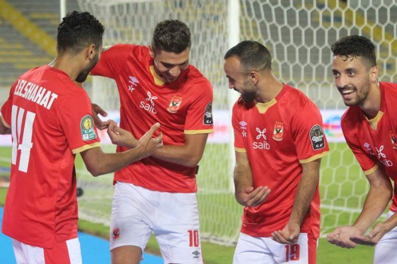 الأهلي المصري يتوج بلقب دوري ابطال افريقيا للمرة العاشرة في تاريخه