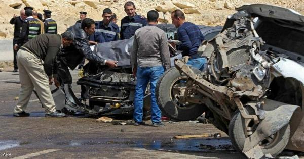 إصابة أكثر من 30 شخص في مصر باصطدام حافلتين في الإسكندرية