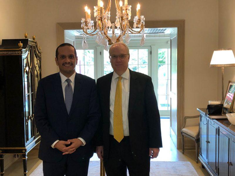 ليندركينغ يؤكد على أهمية التوافق الإقليمي لحل الصراع اليمني