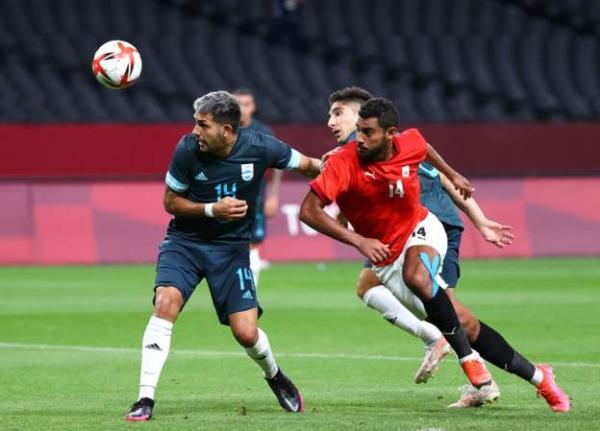 أولمبياد طوكيو 2020.. السعودية تخسر أمام ألمانيا والأرجنتين تفوز على مصر في منافسات كرة القدم