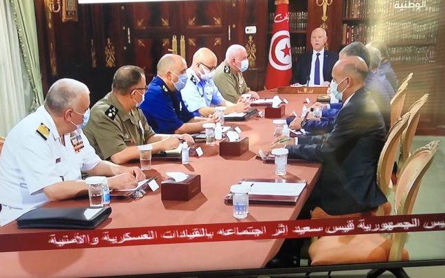 قيادي بحركة النهضة: قيس سعيد يقود انقلاب ضد الدستور ومؤسسات الدولة في تونس
