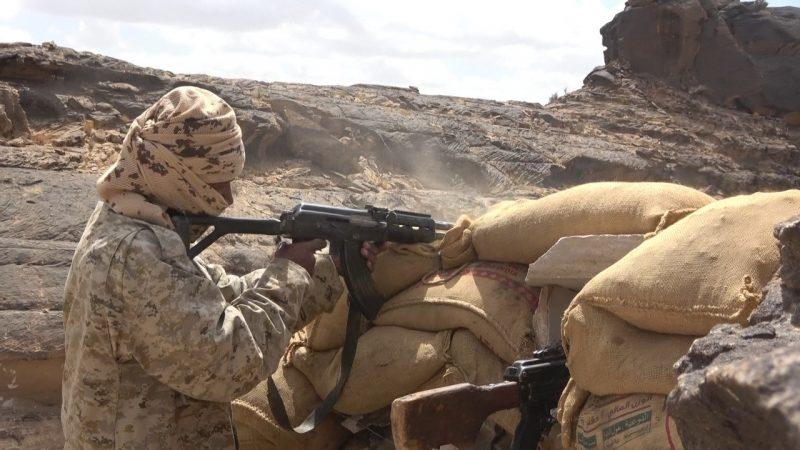 إحباط محاولة تسلل لمليشيا الحوثي في محافظة مأرب