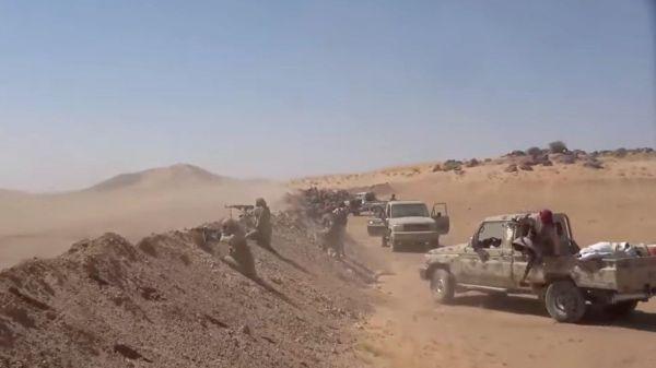 قوات الجيش بشبوة تكبد مليشيا الحوثي خسائر كبيرة في الأرواح والعتاد