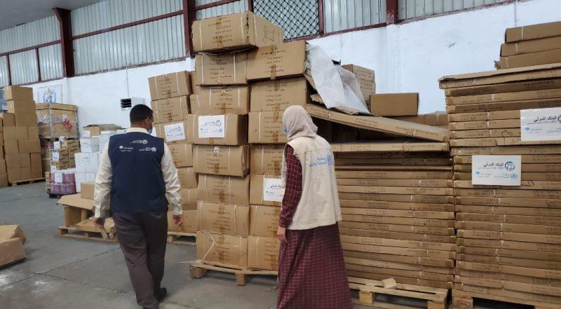 منظمة أممية تعلن تقديم دعم لـ60 مركزًا للتغذية العلاجية في اليمن