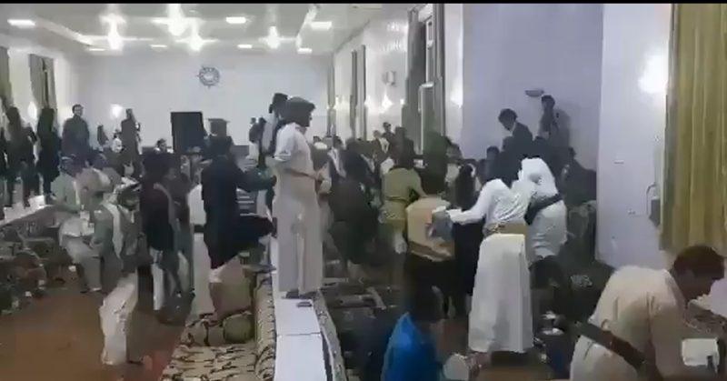مليشيات الحوثي تداهم حفلي زفاف في محافظة إب