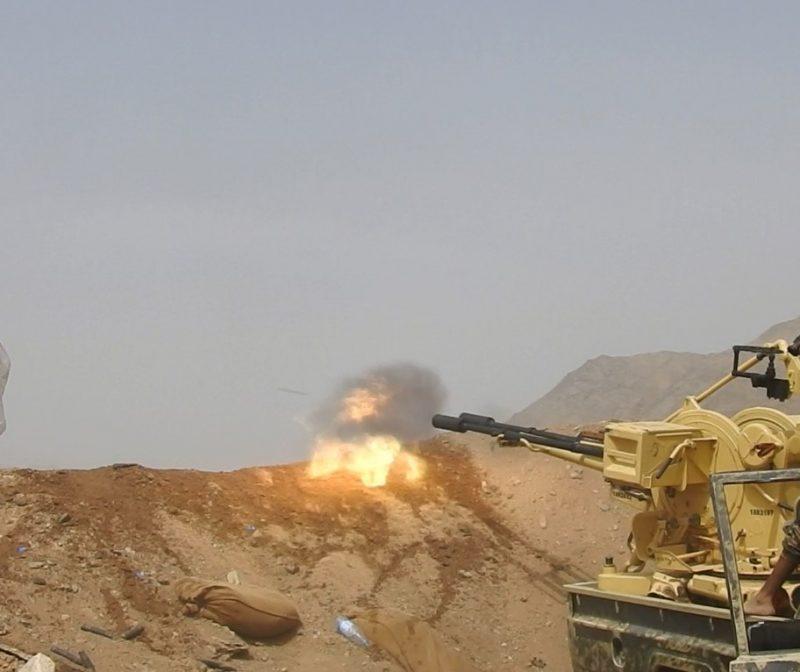 قوات الجيش تتقدم في مأرب وتحرر موقعا استراتيجي