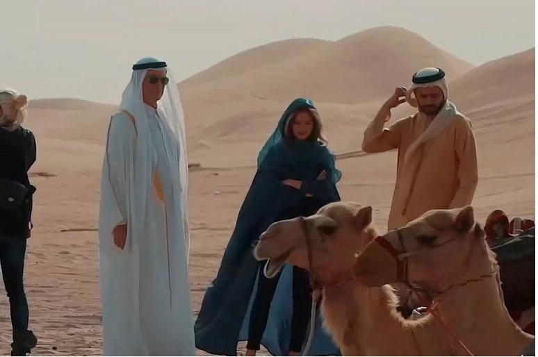 """ما خفي أعظم"""" يكشف خفايا إنتاج الإمارات فيلما هوليوديا يسئ لدول في المنطقة"""
