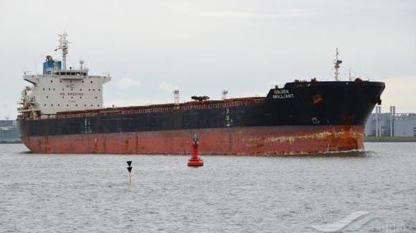 سفن تخرج عن السيطرة في خليج عمان