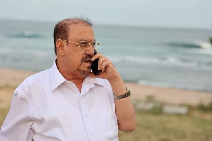 مصدر مقرب من سلطان البركاني يكشف حقيقة تعرضه لحادث في المهرة ونقله بطائرة إخلاء إلى السعودية