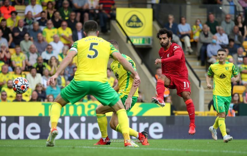 محمد صلاح يقود ليفربول لفوز كبير في أولى جولات الدوري الانجليزي
