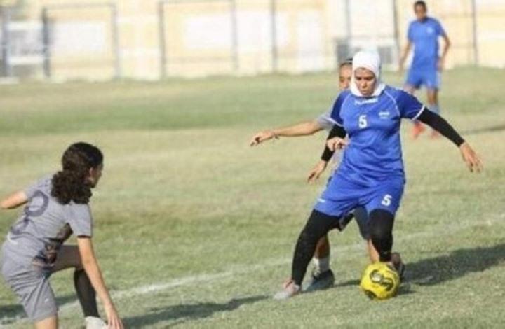 تعرض لاعبة كرة قدم مصرية للضرب المبرح من قبل المدرب داخل الملعب